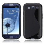 S-Line Series Silicone Case for Samsung Galaxy S3 i9300