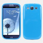 Glossy Silicone Case for Samsung Galaxy S3 i9300