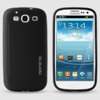 Powdered Silicone Armour Shell for Samsung Galaxy S3 i9300