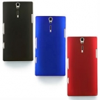 Sony Xperia S LT26i Fine Metallic Finished Armour Shell