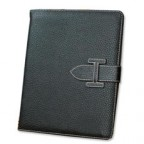 The New iPad Posh Leather Case