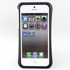iPhone 5 Premium Metallic Bumper Frame Case