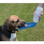 Portable Instant Dog Drinker Water Bottle