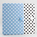 iPad mini Polka Dot Card Holder Case