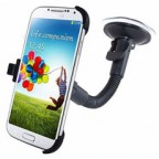 Galaxy S4 Car Holder with Windscreen Suction Mount