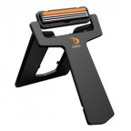 Card-Shaped Razor & Mirror