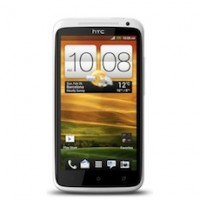 HTC ONE XL 4G LTEUnlocked GSM Phone with Clear Screen Protector Set