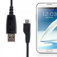USB Charging Cable for Samsung Galaxy Note 2 N7100
