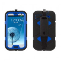 GALAXY S3 Griffin Survivor Case with Belt Clip