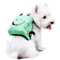 Eye-catching Cartoon Puppy Backpack
