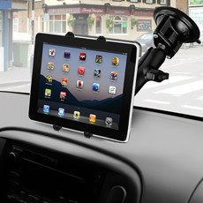 Car Mount Holder Kit For Your iPad and other Tablets