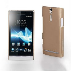 Xperia S LT26i Ultra Thin Sparkling UV Case