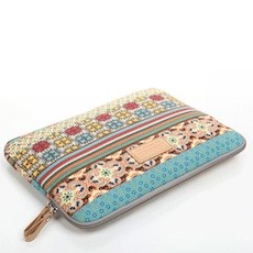 Bohemian Print 10 / 11 / 12 Inch Laptop Sleeve Case