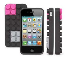 Block Case for iPhone 4/ 4S