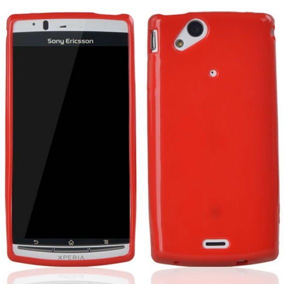 Xperia Arc / Arc S LT15i LT18i Jelly Case