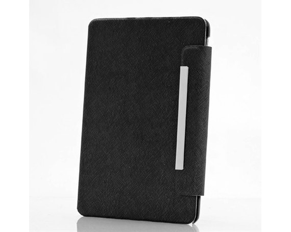 iPad mini Book Type Flip Case with Built-in Stand
