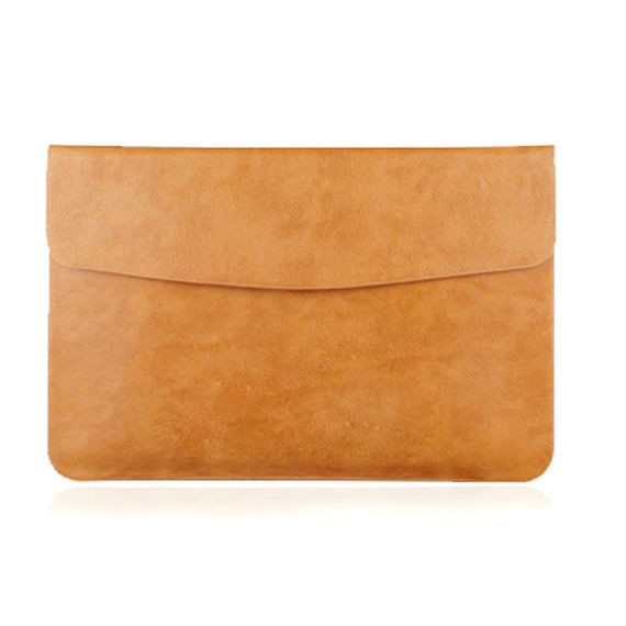 11 inch Laptop Leather Sleeve Carry  Cover for Apple Macbook Air