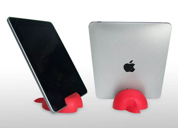 Apple Shaped Universal Holder Stand for iPhone, iPad and all Mobile Devices