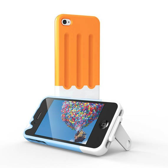3D Ice-bar Hard Case for iPhone 4/4S