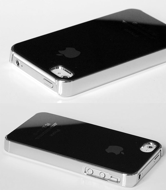Simplicity Design iPhone 4/4S case