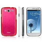 Metallic Back Case for Samsung Galaxy S3 i9300