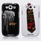 Art Printed Case for Samsung Galaxy S3 i9300