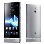 Sony Xperia P LT22i International Version Unlocked GSM Phone with Clear Screen Protector Set