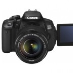 Canon EOS 650D with EF-S 18-135mm f/3.5-5.6 IS STM Lens Kit Set
