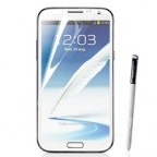 Galaxy Note II 5.5 Clear Screen Protector (2-Piece Set)