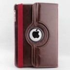 iPad mini Antique Leather Book Case