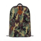 Korean Fashioned Canvas Camouflage Backpack