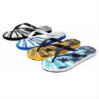 OP Men's Printed Flip Flops Sandals