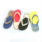 Casual Two Tone Flip Flop Sandals