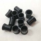 10 Pcs New Diameter 12mm SOFTY Rubber Tobacco Smoking Pipe Tip Grips