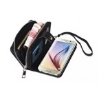 Phone Wallet Two-in- one for Samsung Galaxy S6/ S6 edge