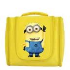 Cute Despicable Me Minion Practical Traveling Bag Makeup Bag