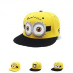 Cute Minion Snapback Cap