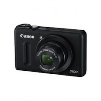 Canon Powershot S100 Digital Compact Camera