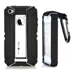 iPhone 4 / 4S Rugged Heavy-Duty Sports Armour Case