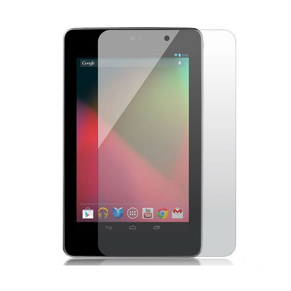 Google Nexus 7 High Quality, Matte Screen Protector (Two-Piece Set)