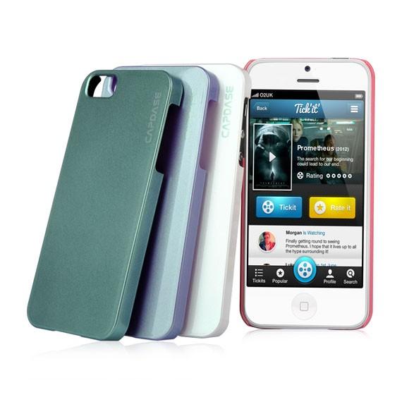 iPhone 5 Elegant Pearl Case