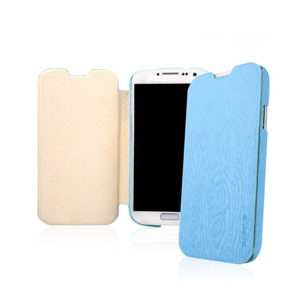 Galaxy S4 Wood Grain Inspired Smart Cover
