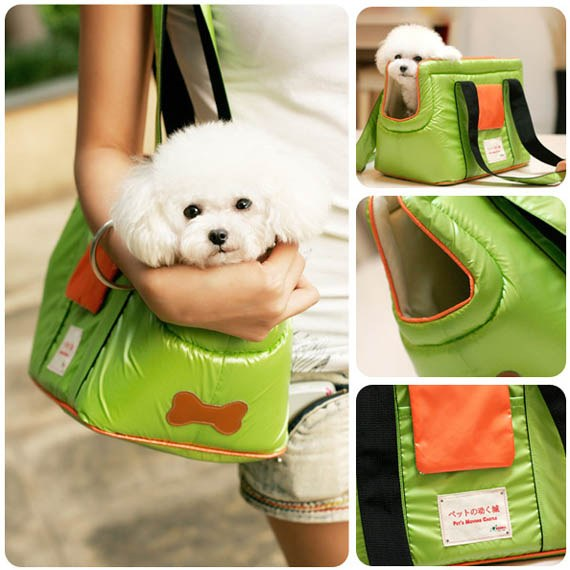 Stylish Pet Carrier Shoulder Bag
