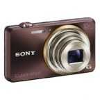 Sony Cyber-shot WX DSC-WX100 18.2MP Digital Camera