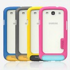 Bumper Style Protective Hard Case for Samsung Galaxy S3 i9300