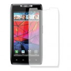 Motorola Droid RAZR/MAXX High Quality, High Definition Screen Protector (Two-Piece Set)