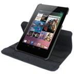 Google Nexus 7 360 Degree Rotatable Leather Case