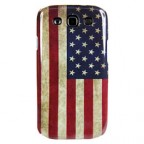Samsung Galaxy S3 i9300 Premium Shell Retro National Flag Design
