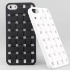 iPhone 5 Pseudo-Woven Snap-on Case