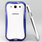 Galaxy S3 Metallic StreamlineBumper Frame Case